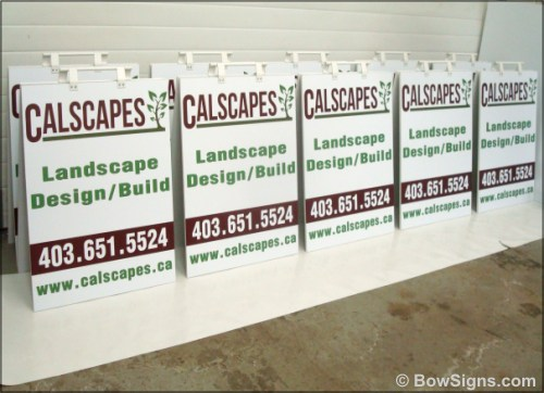 Sandwich Boards For Advertising