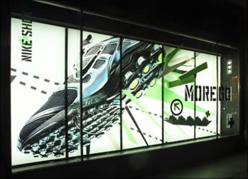 Storefront Graphics Window Decal